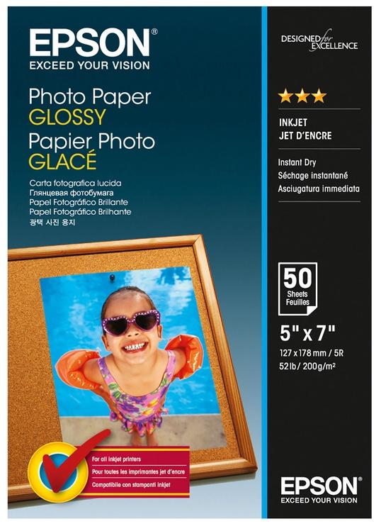 Epson Photo Paper 127 x 178 Matte 50 Pages