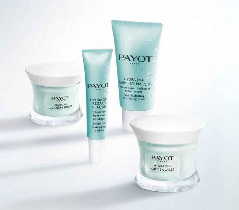 Veido kaukė Payot Hydra 24+ Hydrating Comforting Mask, 50 ml