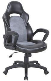 Biroja krēsls Signal Meble Q-115 Black/Grey