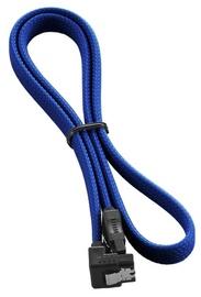 CableMod ModMesh Right Angle SATA 3 Cable 60cm Blue