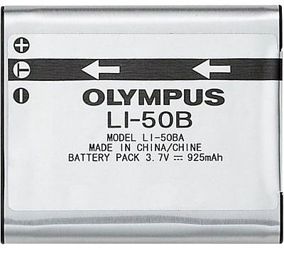 Olympus LI-50B Lithium-Ion Battery 925mAh