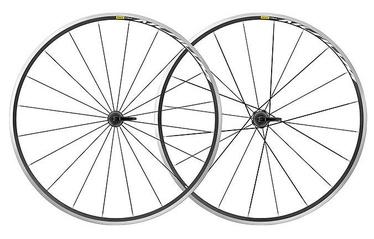 "Mavic Aksium 29"" Wheel Set (622-22) Black 19 20H"