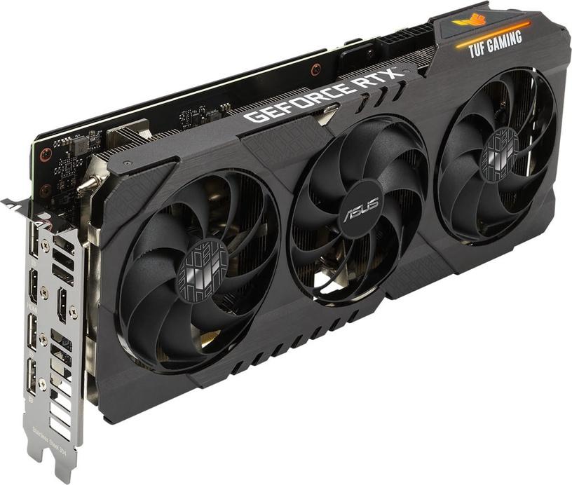 Videokarte Zotac Nvidia GeForce RTX 3070 TUF-RTX3070-O8G-GAMING 8 GB GDDR6