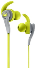 84c1638362c Monster iSport Compete In-Ear Earphones Green