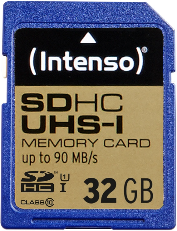 Intenso Professional 32GB SDHC UHS-I Class 10