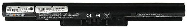 Whitenergy Battery for Sony Vaio 14E/15E 2200mAh