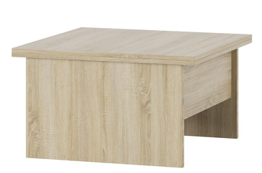 Szynaka Meble Space 1 Folding Coffee Table Sonoma Oak