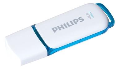 Philips USB 2.0 Snow Edition Blue 16GB
