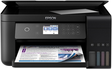 Daugiafunkcis spausdintuvas Epson EcoTank ITS L6160, rašalinis, spalvotas