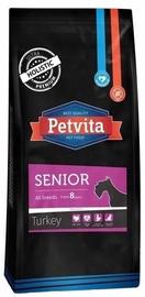 Petvita Senior Dry Food w/ Turkey 14kg