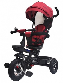 Tesoro BT-10 Baby Tricycle Black Red