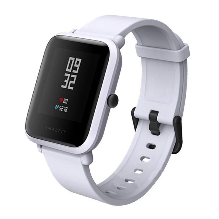 Išmanusis laikrodis Xiaomi Amazfit BIP White Cloud