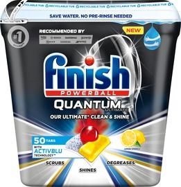 Капсулы для посудомоечной машины Finish, 50 шт.