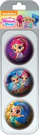 Smoby Nickelodeon Shimmer Shine Rubber Balls 3pcs