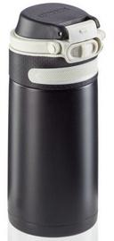 Leifheit Flip Insulated Mug 350ml Black