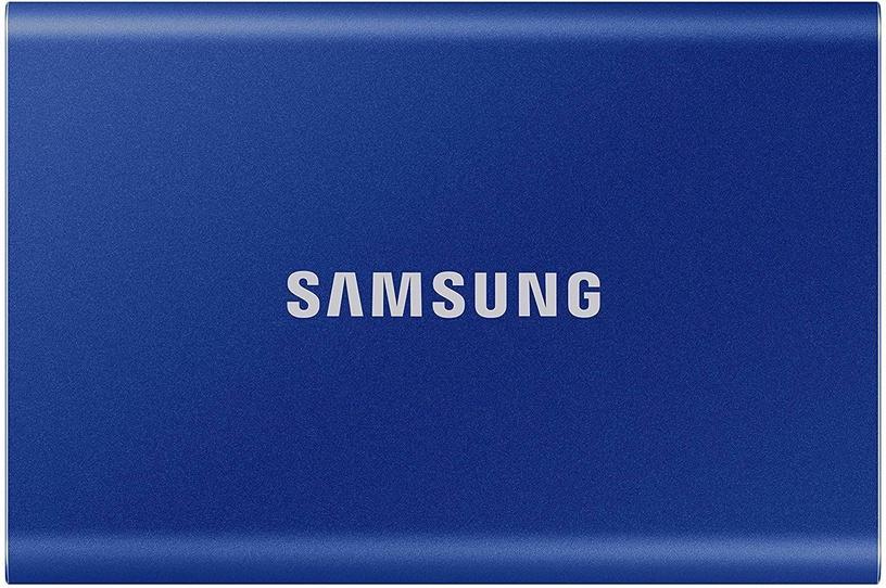 Samsung T7 Portable SSD 500GB Blue