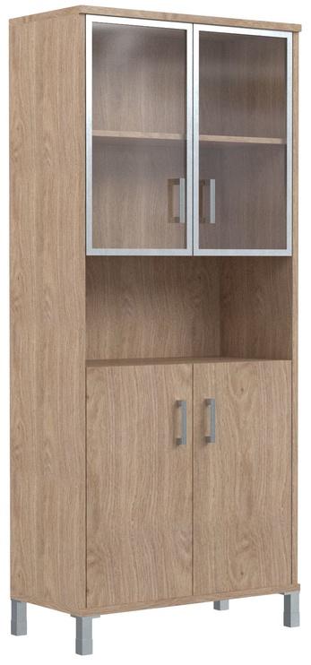 Skyland Born Office Cabinet B 430.9 Devon Oak