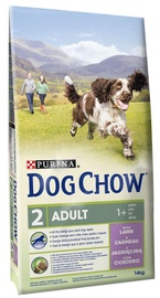Purina Dog Chow 1-5 Years with Lamb 14kg