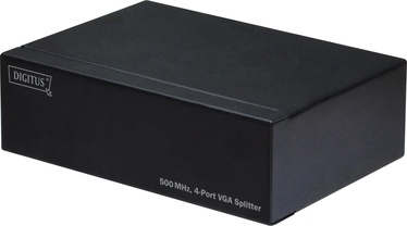 Videosignaali jagaja (Splitter) Digitus VGA Splitter 4-port DS-42110