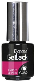Depend GelLack Happy & Pink 5ml