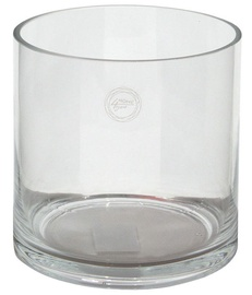 Home4you Vase In Home D14xH14cm Transparent