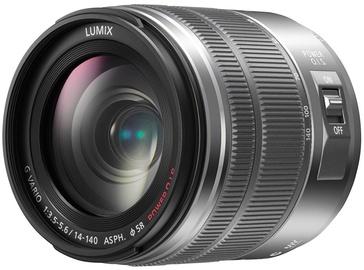 Panasonic LUMIX G VARIO 14-140mm/F3.5-5.6 ASPH Power O.I.S. Silver