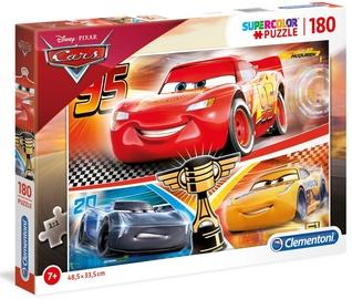 Puzle Clementoni SuperColor Disney Cars 3 29291, 180 gab.