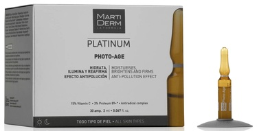 Martiderm Platinum Photo Age Ampoules 30x2ml