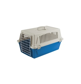 Ferplast Pet Carrier Grey/Blue 58x37x32cm