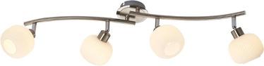 Nino Anica Ceiling Lamp 4x4W G9 Nickel