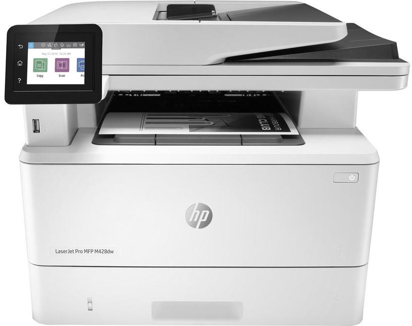 Daugiafunkcis spausdintuvas HP M428dw, lazerinis