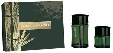 Набор для мужчин Adolfo Dominguez Bambu 120 ml EDT + 60 ml EDT