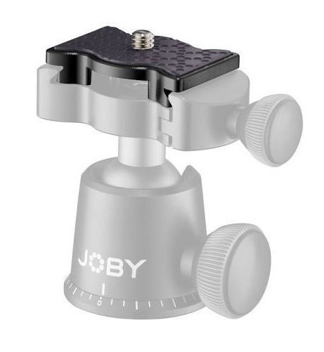 Joby QR Plate 3K PRO Replacement Plate for GorillaPod 3K PRO