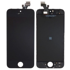 Apple LCD Display For Apple iPhone 5 Black