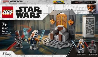 Конструктор LEGO Star Wars Дуэль на Мандалоре 75310, 147 шт.