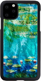 iKins Water Lilies Back Case For Apple iPhone 11 Pro Max Black
