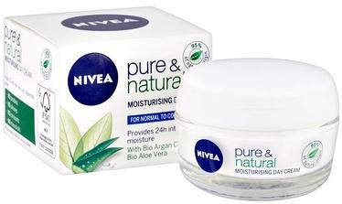 Nivea Pure & Natural Moisturizing Day Care 50ml