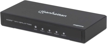 Manhattan 4K 4-Port HDMI Splitter
