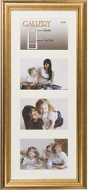 Victoria Collection Photo Frame Ema Gallery 20x50 4x 10x15 Gold