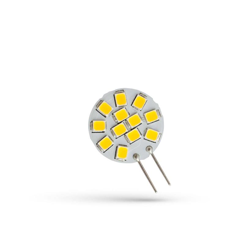 LED LAMP SPECT T20 G4 1.2W 12V 4000K 120