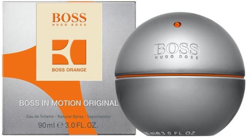 Tualetinis vanduo Hugo Boss Boss in Motion 90ml EDT