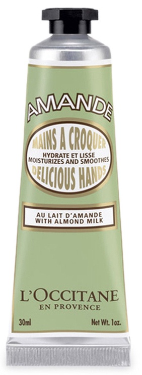 Rankų kremas L´Occitane Almond Delicious Hands, 30 ml