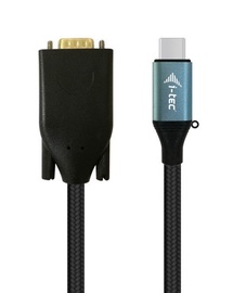 i-Tec USB-C VGA Cable Adapter 1080p/60Hz 1.5m