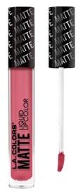 L.a. Colors Matte Liquid Lip Color 4g CLG414