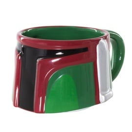 Zeon Disney Star Wars Boba Fett Ceramic Mug Medium 300ml