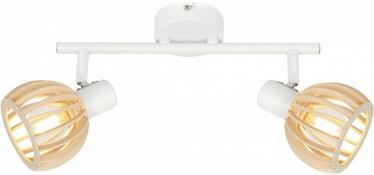Candellux Spotlight ATARRI 92-68088 White/Wood