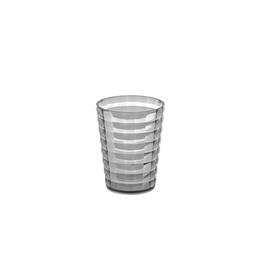 Stiklinė dantų šepetėliams Gedy Glady GL98-85, pilka