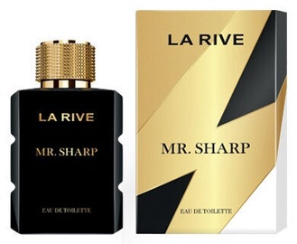 Tualetes ūdens La Rive Mr. Sharp 100ml EDT