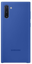 Samsung Silicone Back Case For Samsung Galaxy Note 10 Blue
