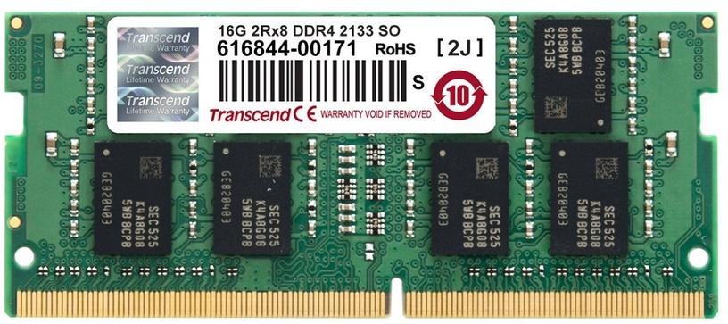 Transcend 16GB DDR4 2133MHz CL15 ECC SO-DIMM TS2GSH64V1B